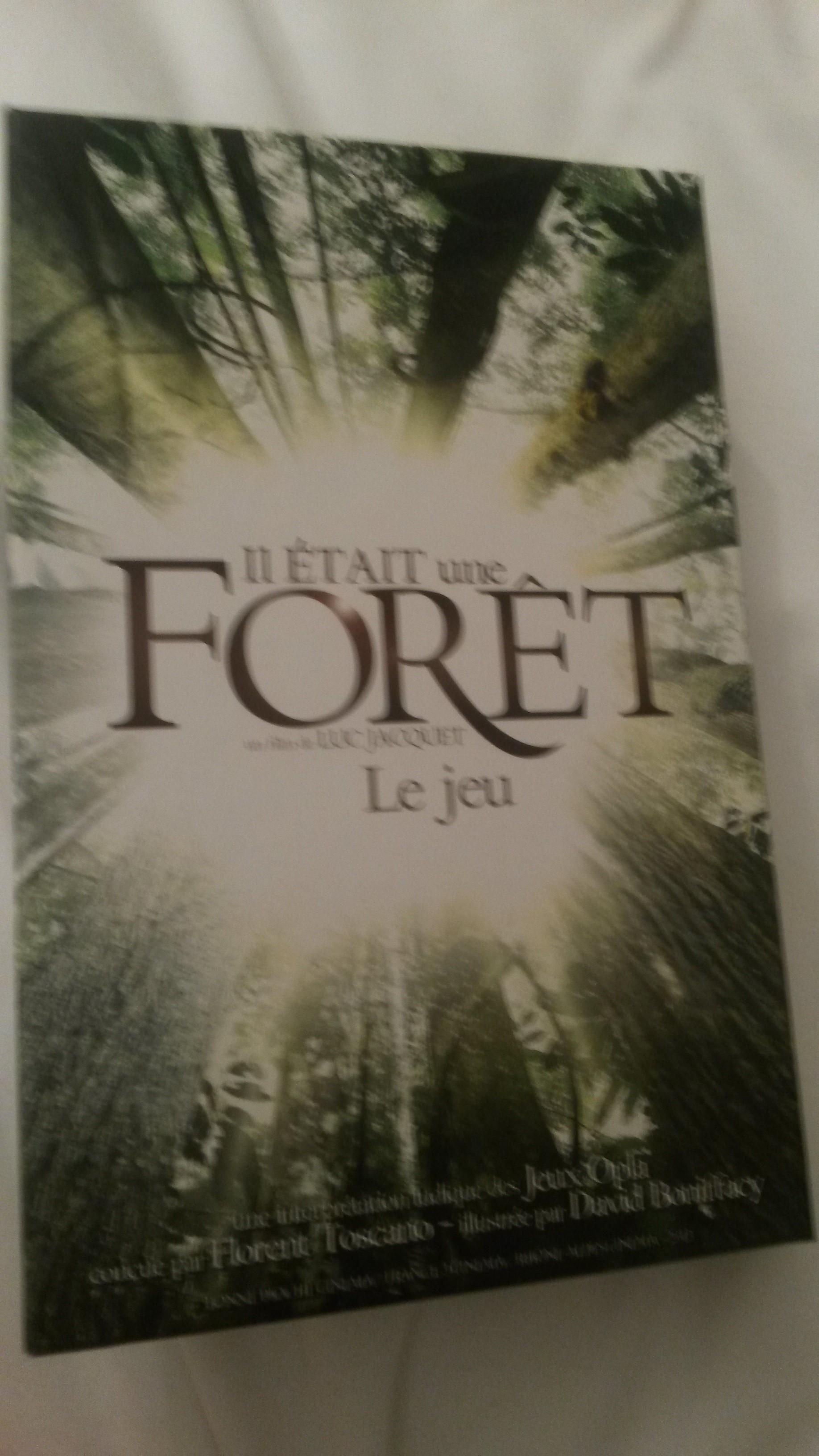 Il était une fois la forêt un bon jeu à découvrir en animation
