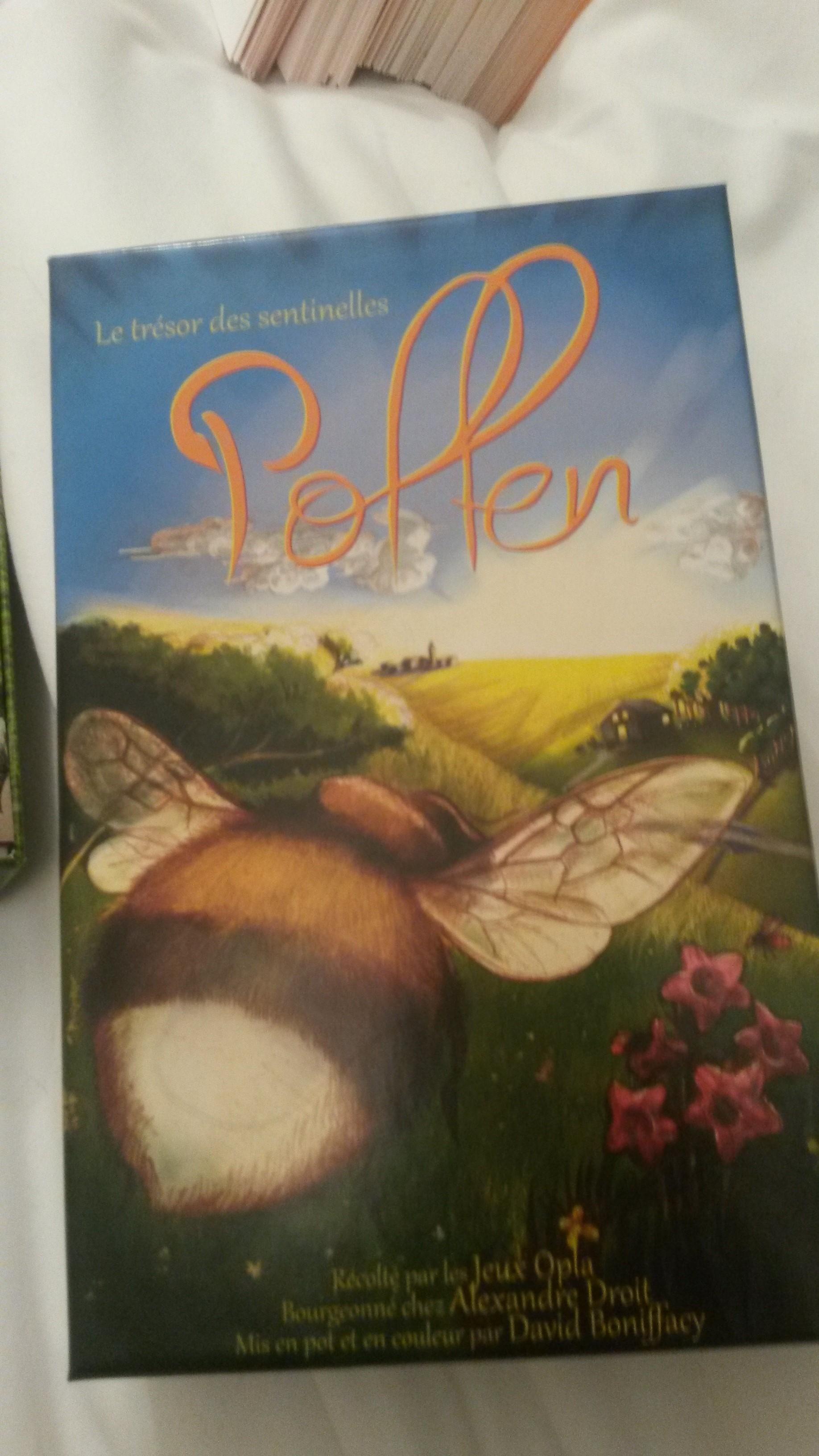 Le très bon jeu Pollen à venir tester en animation ;)
