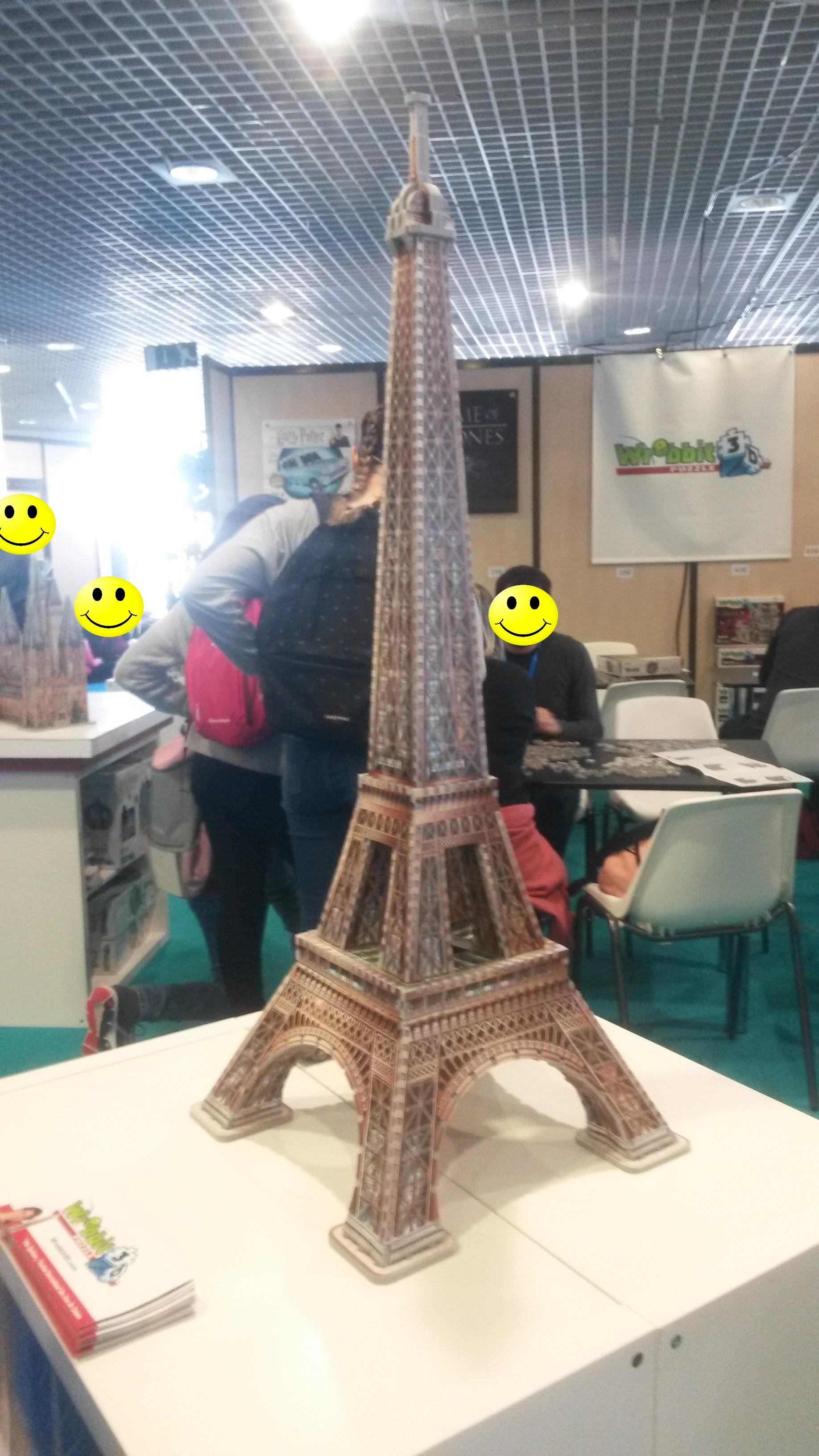Et la Tour Eiffel :)