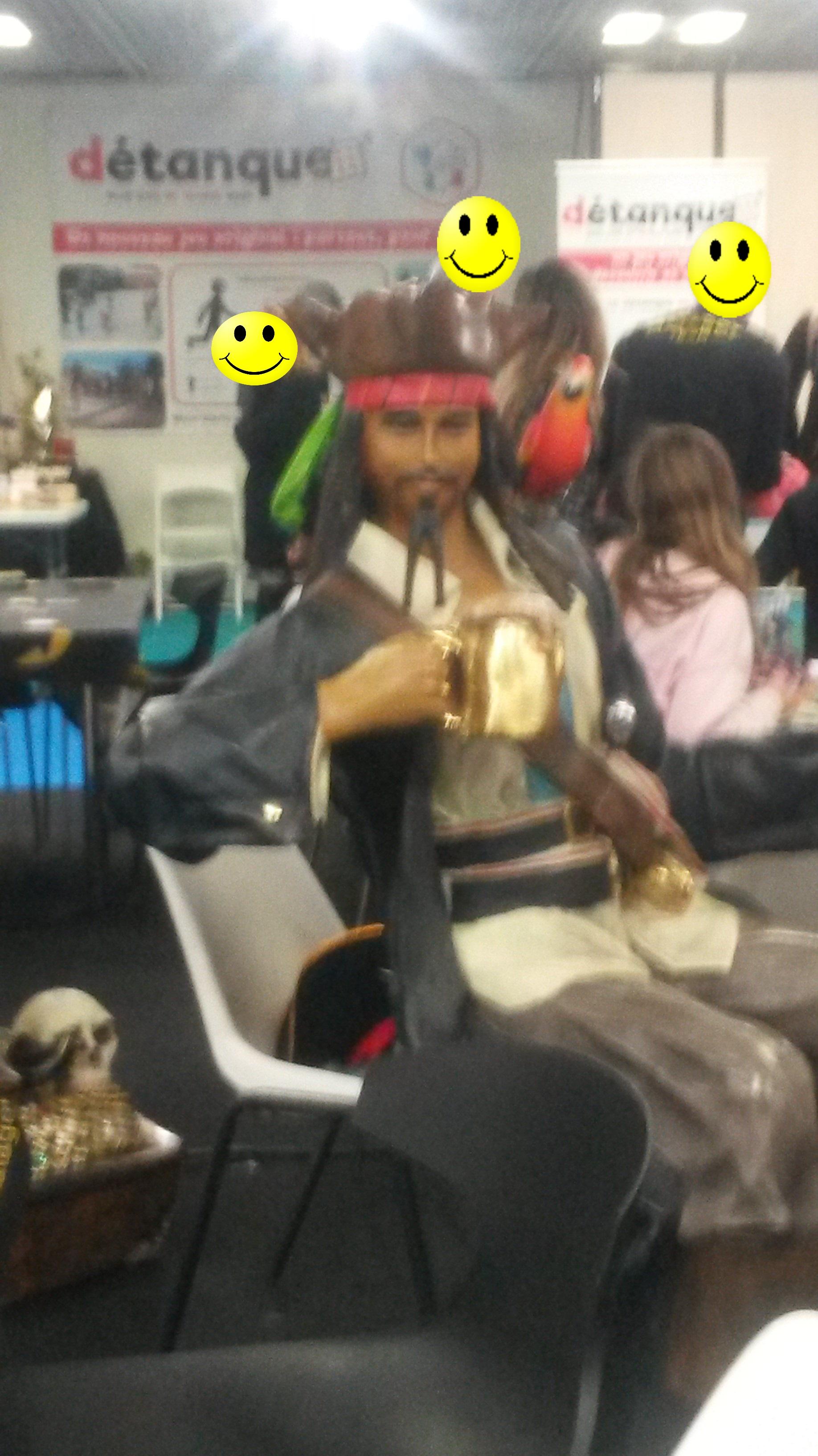 Et des pirates hommes
