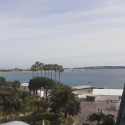 As a bonus, a view of the sea from the top of the Palace!