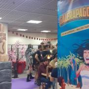 Le stand Galerapagos!
