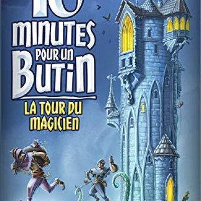 10 minutes pour un butin- La tour du magicien