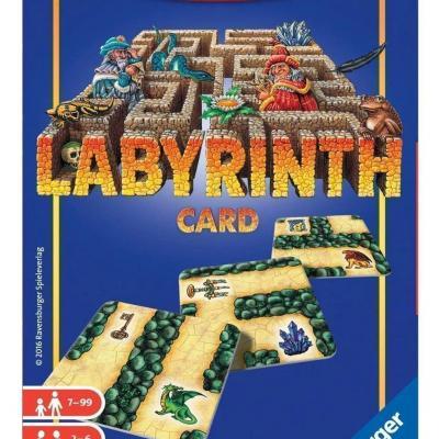 Labyrinthe voyage