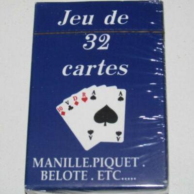 32 card deck