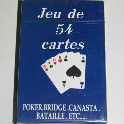 54 card game classic