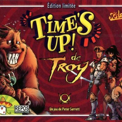 Time's Up Trolls de Troy