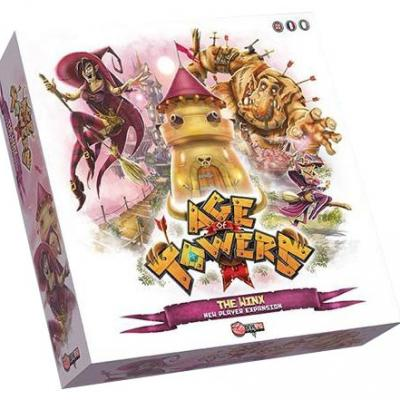 Age of Tower expansion The Winx