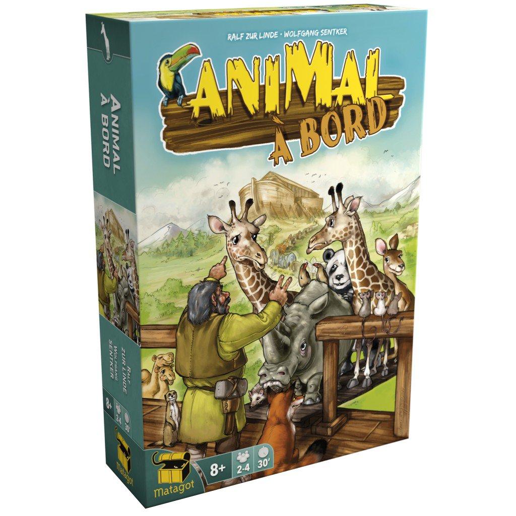 Animal a bord1
