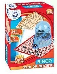 Bingo format voyage
