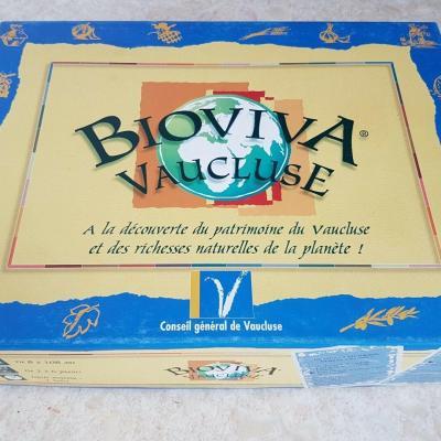 Bioviva  à la découverte du Vaucluse et du monde