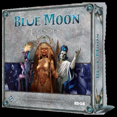 Blue moon les légendes