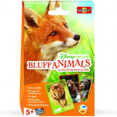Bluff animals