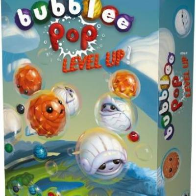 Bubblee Pop expansion Level Up