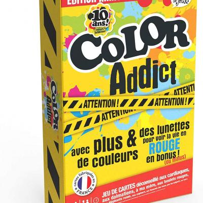 Color addict 10th anniversary