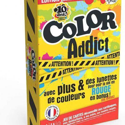 Color addict édition 10 ans