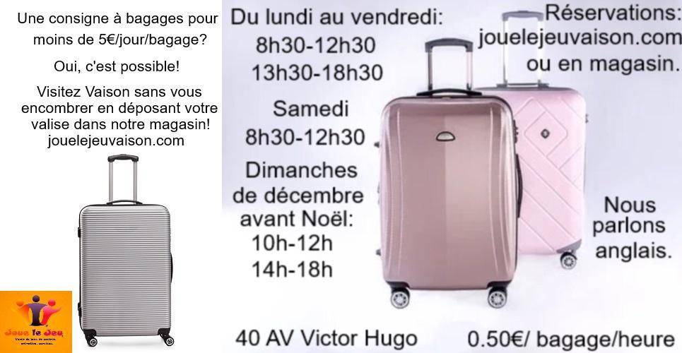Consigne a bagagevaison