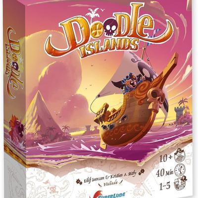 Doodle Islands