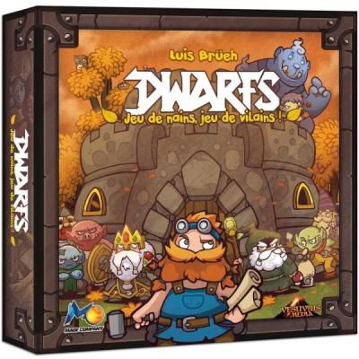 Dwarfs, game of dwarfs, game of villains!