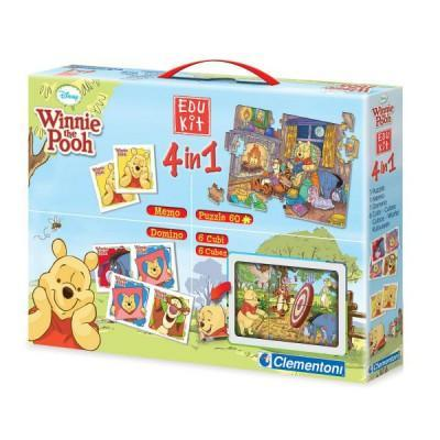 4 in 1 case Winnie the Pooh
