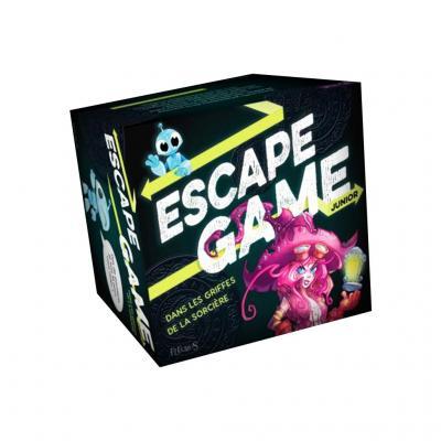 Dans les griffes de la sorcière, Escape Game Junior