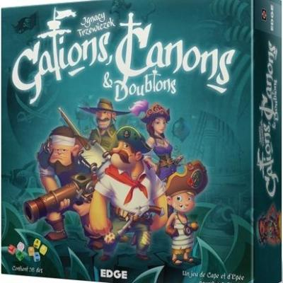 Galleons, canoons and doubloons