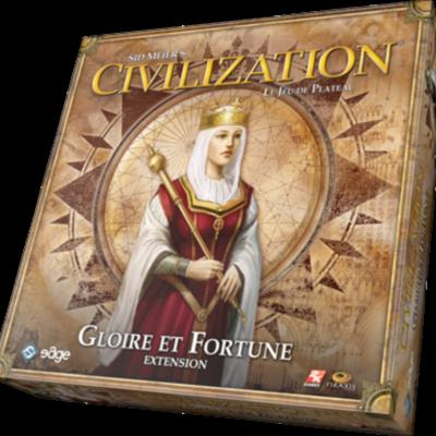 Sid Meier's Civilisation, gloire et fortune (extension)