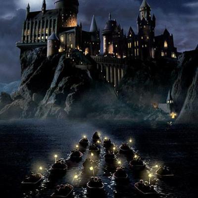 Harry potter hogwarts boats i74249