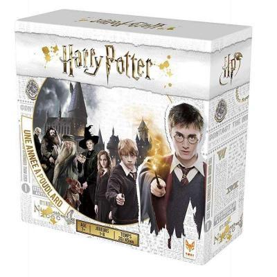 Harry Potter, une année à Poudlard!