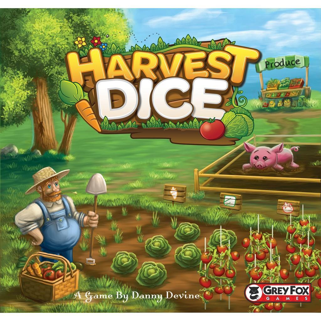Harvest dice1