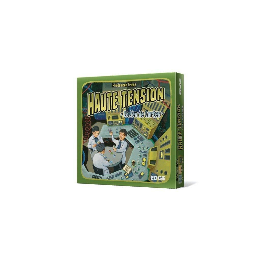Haute tension le jeu de cartes1