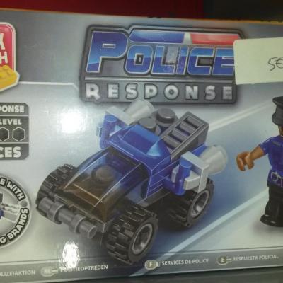 Block Tech Police 39 pieces