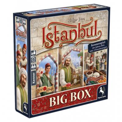 Istanbul big box (version allemande/anglaise)
