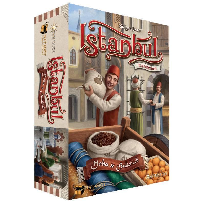 Istanbul moka et bakscich matagot1