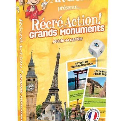 Break Great Monuments Cartatoto