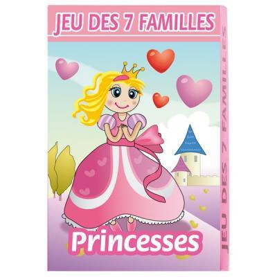 7 familles princesses