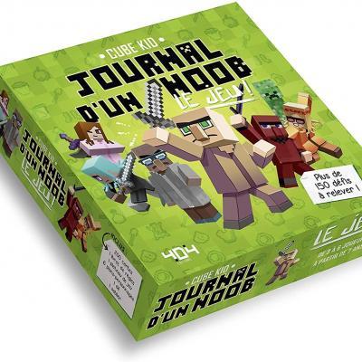 Journal Noob Minecraft