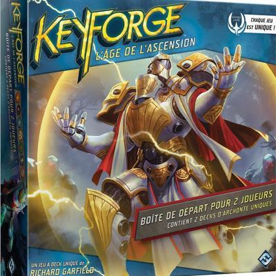 Key Forge l'âge de l'ascension