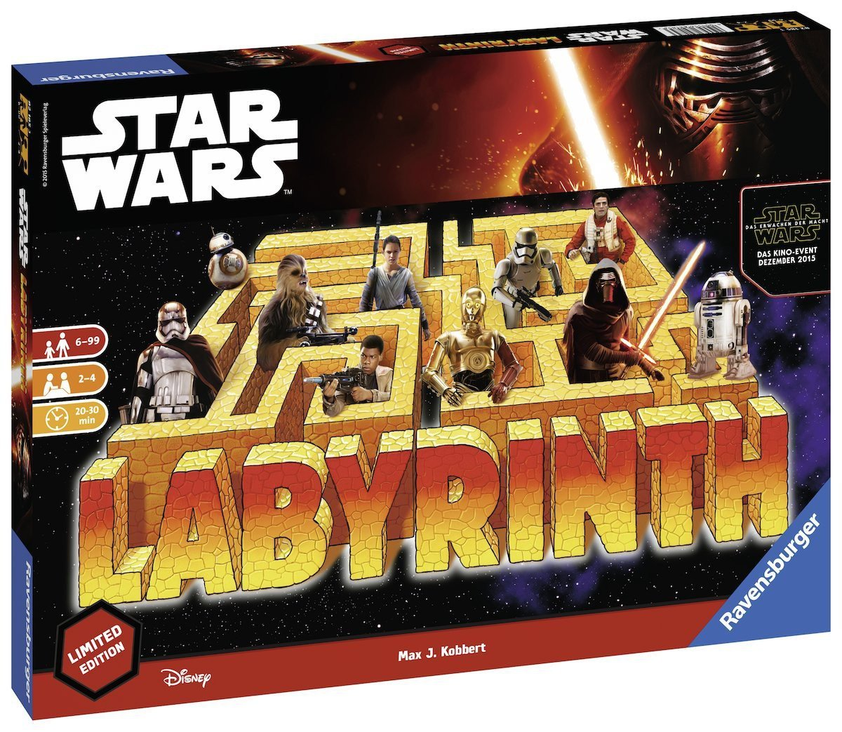 Labyrinthestarwarslimitee