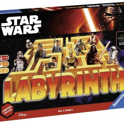 Labyrinthe Star Wars édition limitée