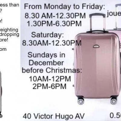 Luggagestorage