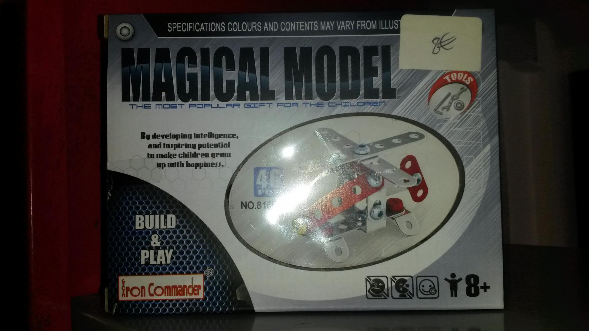 Magicalmodel46pcs1