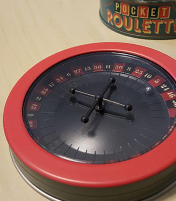 Mini jeu roulette 2