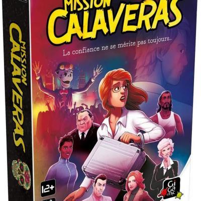 Calaveras mission