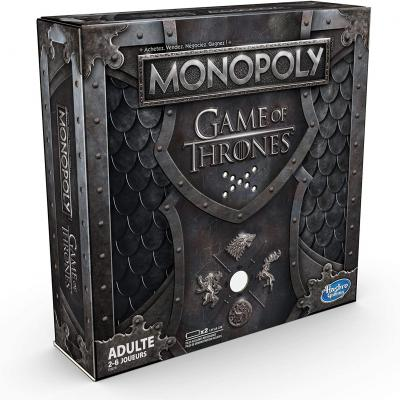 Monopoly Games of Throne sonore