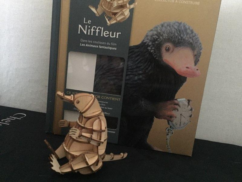 Coloriage Animaux Fantastiques Niffleur.Coloriage Animaux Fantastiques Niffleur