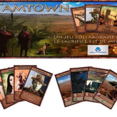 Montagetamtown
