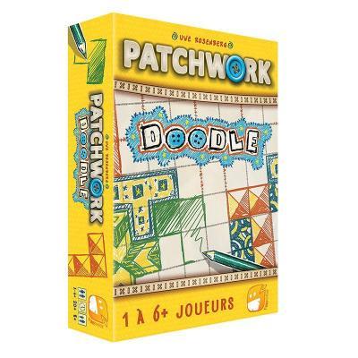 Patchwork doodle funforge1