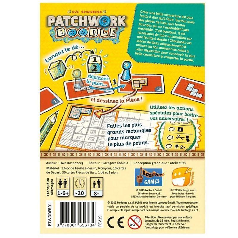 Patchwork doodle funforge2