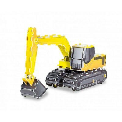 3D Puzzle Excavator 53 pieces Herpa Toys